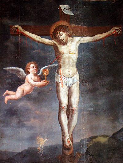 Coroncina al Preziosissimo Sangue di Cristo