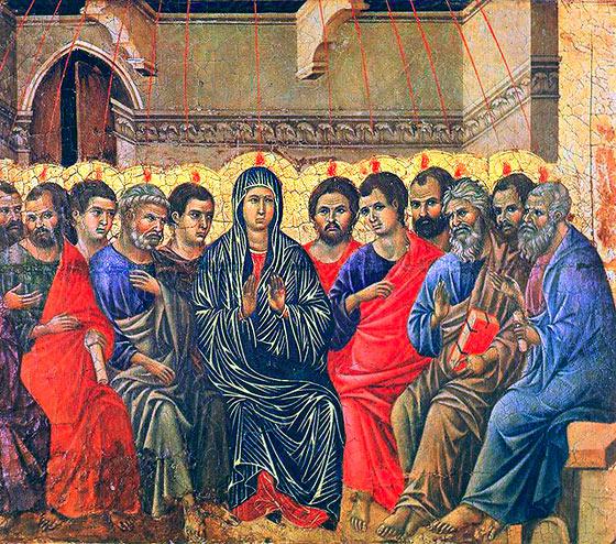 Domenica di Pentecoste Anno A - www.maranatha.it
