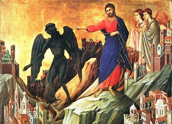 Liturgia I Domenica Di Quaresima Anno A Www Maranatha It