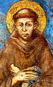 San Francesco d'Assisi - www.maranatha.it - Sestri Levante Genoa Italy