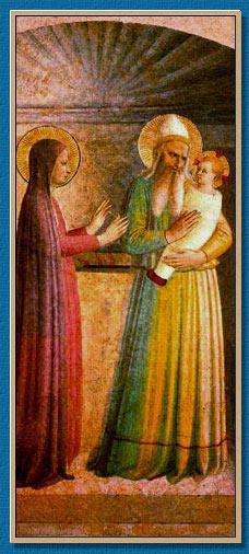 Présentation de Jésus au Temple dans images sacrée L7