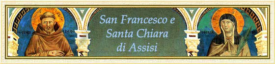 San Francesco e Santa Chiara di Assisi -  www.maranatha.it