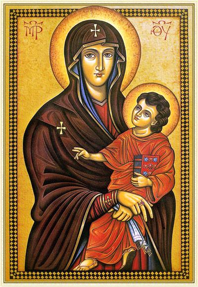 Maria, Madre dei veri credenti.