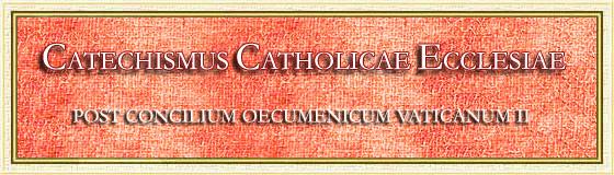 Catechismus Catholicae Ecclesiae